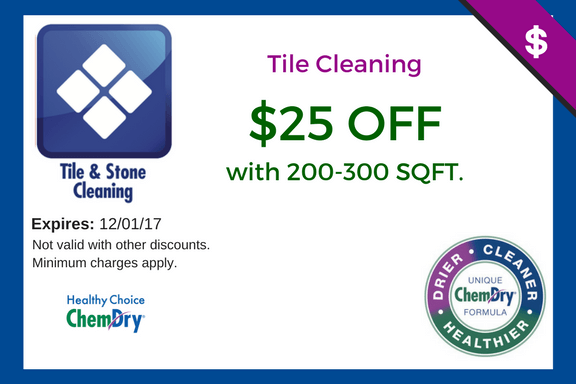 tile cleaning coupon 25
