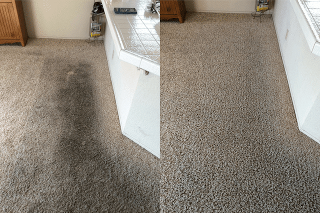before after carpet cleaning 03